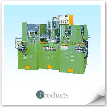 Horizontal Rotary Table Type Drilling & Tapping Machine