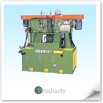 Vertical Rotary Table Type Drilling & Tapping Machine