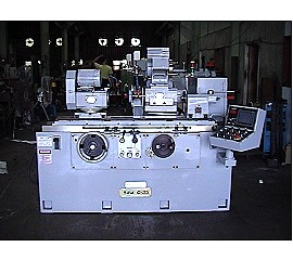 Servo Infeed Cylindrical Grinding Machine