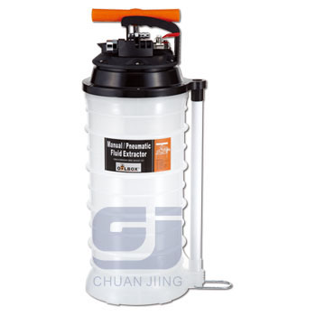 Manual & Pneumatic Fluid Extractor / 10.5L
