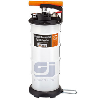 Manual & Pneumatic Fluid Extractor / 4L
