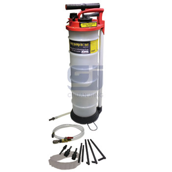 Easy pump - in/out Manual Extract & Discharge Pump with ATF filler system