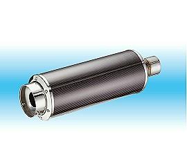 碳纖維消音器
