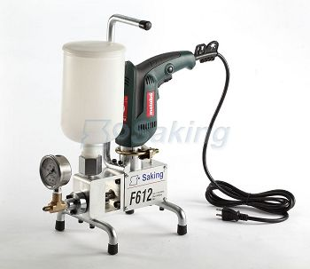 高壓灌注機/注漿機(防水堵漏工具)