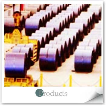Hot Rolled Stainless Steel Sheet in Coil - Black