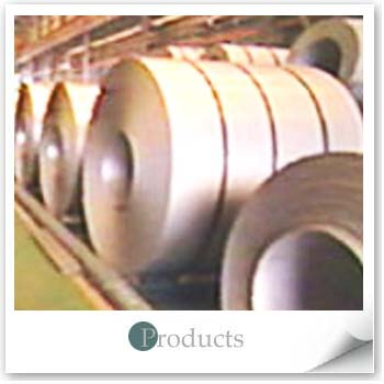 Cold Roll Stainless Steel - 2D