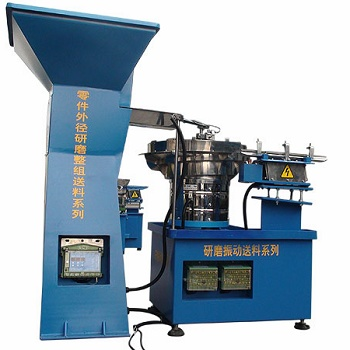 Feeding System For Grinding Machine