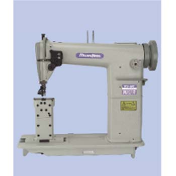 DOUBLE NEEDLE POST-BED LOCKSTITCH SEWING MACHINE