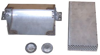 Various of Stainless steel finishing