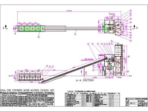 混凝土廠規劃
