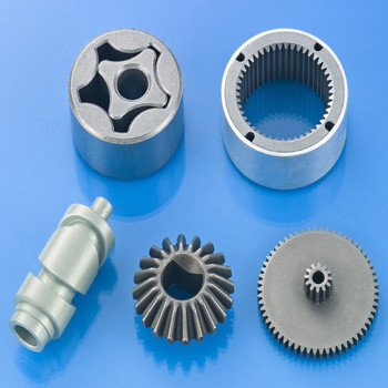 Metal-parts-metallurgy-bevel-gears