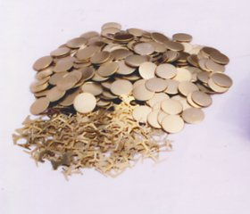 Brass Chips