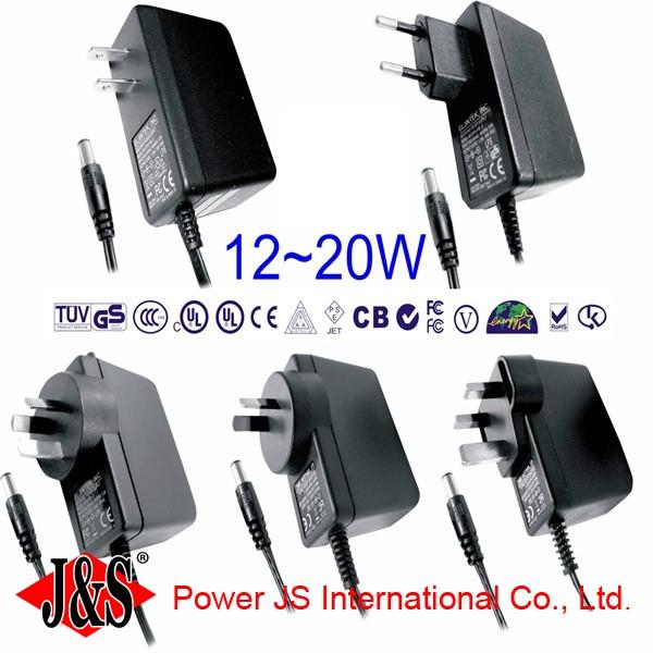 電源適配器(12~20W)