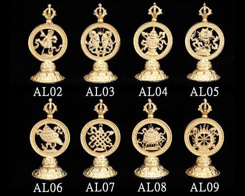 八吉祥供桌-宗教用品
