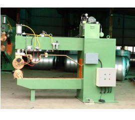 Automatic Air-Pressure Vertical Seam Welder