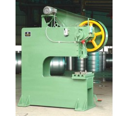 Punch Press For Top & Bottom Cover Water Outlet