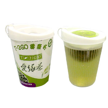T2GO-T1(Green tea original) T2GO-R1 (sprouted brown rice green tea )