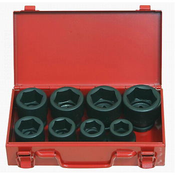 "3/4"" 8PCS IMPACT SOCKET SET"