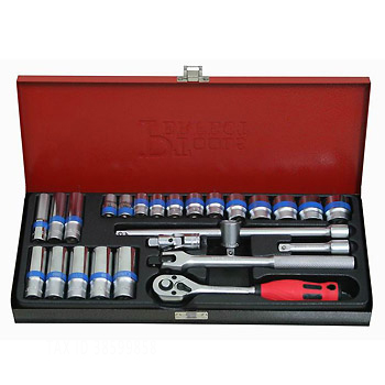 "3/8"" 26PCS SOCKET SET"