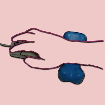 滑鼠造型手墊 (Demo picture)