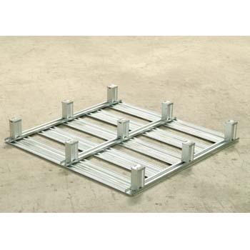 輕量型組合式金屬棧板