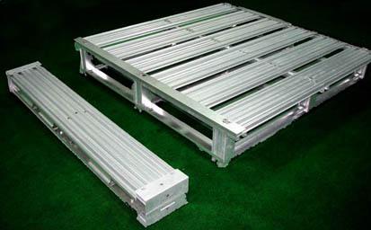 超重型組合式金屬棧板