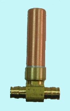 Water Hammer Arrester (PEX WISBO)