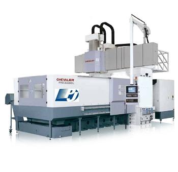 新世代重型龍門銑床  FVM-DCL系列