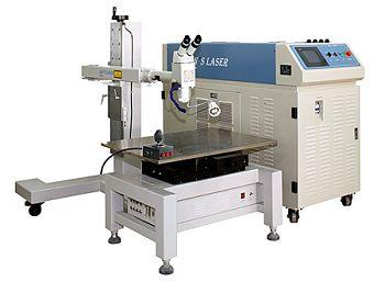 光纖傳輸鐳射焊接機