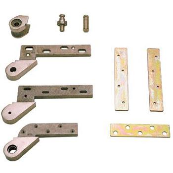 edged free hinge , door up and down hinge