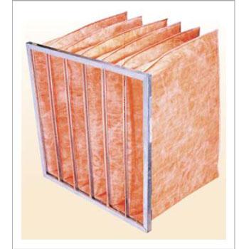 袋型濾網 - 玻璃纖維