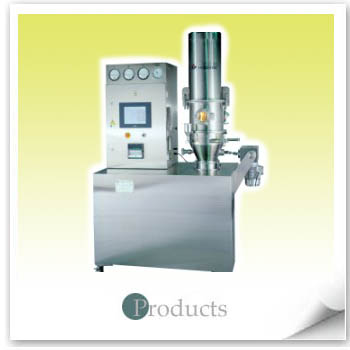 Stirring Type of Extraction Equipment
