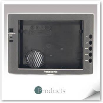 OEM塑膠射出零件-車用液晶電視