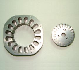 電風扇的馬達鐵芯