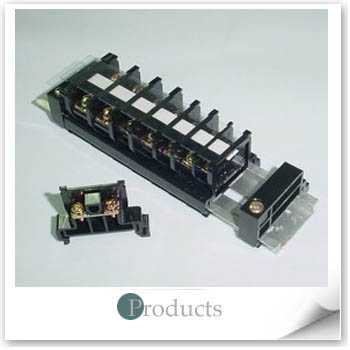 DIN Rail Mount Terminal Blocks, TR series