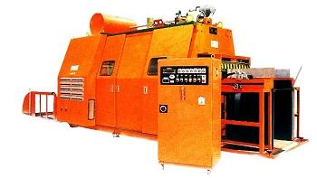 Continuous Vacuum Forming Machine
