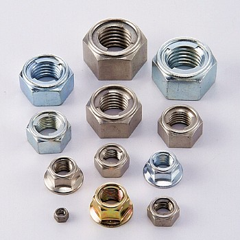 All Metal Torque Prevailing Nut