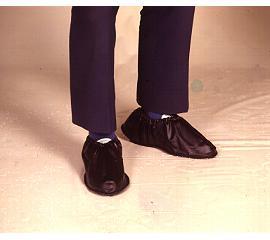 男士短統型防雨鞋套
