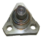 Agricultural Machinery Parts(Flanged shaft)