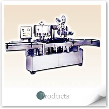 Auto Filling, Aluminum Foil Forming and Sealing Machine