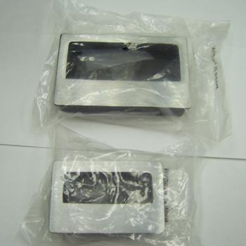 Generous & Small square box handle