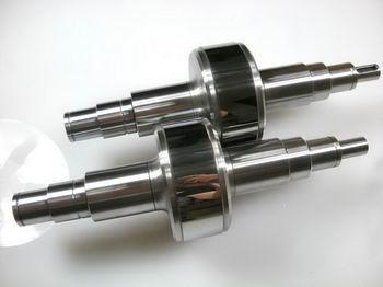 Wire Flattening Carbide Roller Dies