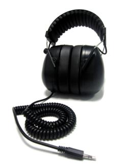 Listen-Only Headset,3.5Φ STEREO plug, Dual Volume