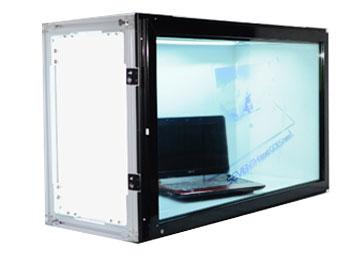 42吋穿透式TFT LCD廣告展示器