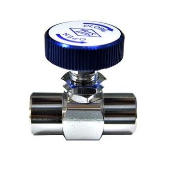 board fixed type needle valve