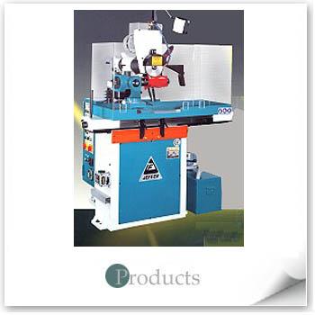 Semi-automatic tool grinder