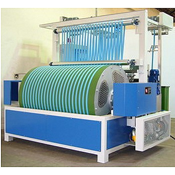 Tapes Starching & Finishing Machine