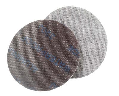 背絨網狀砂布