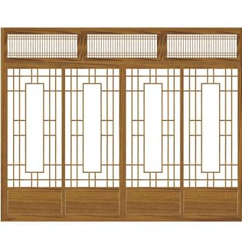 Sliding Japanese Doors