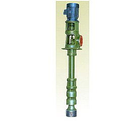 Vertical Deep Well Multistage Centrifugal Turbine Pumps